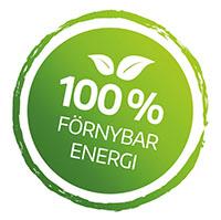 kvalitetsstämpel förnybar energi